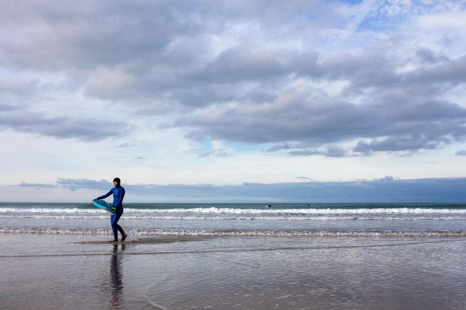 <p><em><span>Flight time: 1 hour 10 minutes</span></em><br><span>If you really want to blow away the Christmas cobwebs, head to the Cornish coast for a windy walk by the sea or a spot of surfing (Newquay is the surf capital of the UK, after all). Getting there no longer has to involve a long car journey – you can fly direct to Newquay from destinations including London, Manchester and Dublin. Flybe flies from London to Newquay from £64 return. </span> </p>