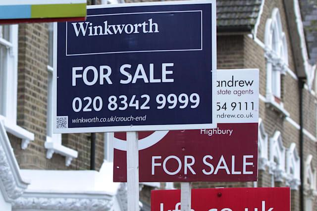 Mortgage numbers at six-month low