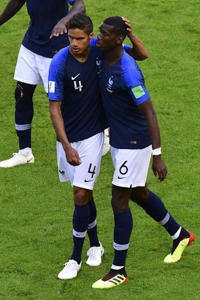 French World Cup winners Paul Pogba and Raphael Varane did not make FIFA's player of the year shortlist