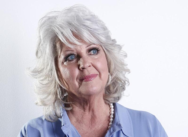 FILE - In this Jan. 17, 2012 file photo, celebrity chef Paula Deen poses for a portrait in New York. Paula Deen Ventures, a new company formed to help launch a comeback for Deen, on Wednesday, June 11, 2014, announced plans for the creation of the Paula Deen Network. The paid subscription-based network is set to launch in September and will be accessible by computer, smartphone or tablet. (AP Photo/Carlo Allegri, File)