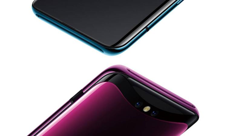 The Oppo Find X