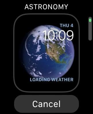 best apple watch faces astronomy