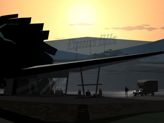 'Kentucky Route Zero' tackles big themes with a solemn musical brilliance (Cardboard Computer)