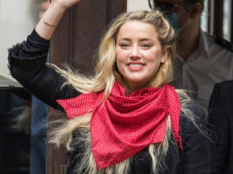 Amber Heard called Johnny Depp 'violent and crazy' in 2013 texts