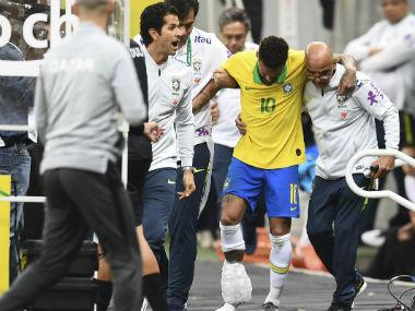 Neymar set to return for Brazil vs Colombia friendly in Miami, says coach Tite