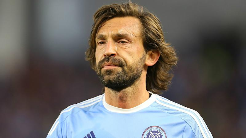 New York City FC star and Italy great Pirlo to retire