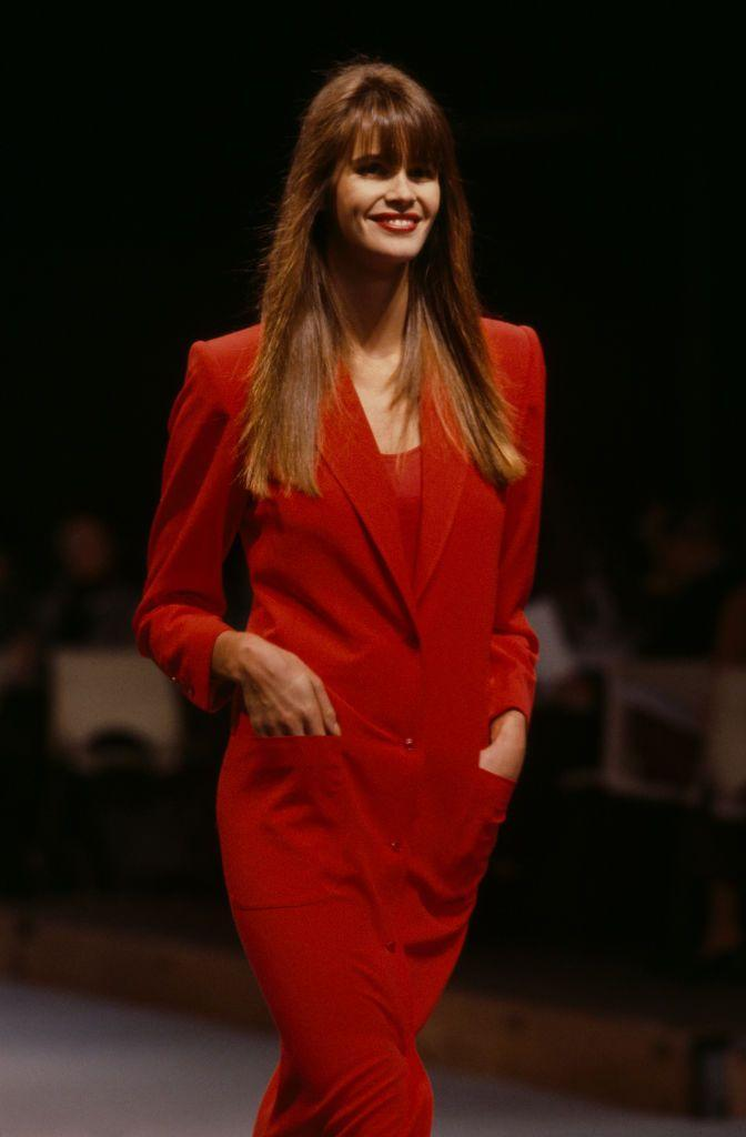 "<p>Elle Macpherson was Australia's answer to Christie Brinkley (see below); she was the embodiment of the girl next door. In fact, she only pursued modeling to save money for law books at Sydney University. But with her fresh-faced look and Amazonian figure (she was coined ""The Body"" by <em>TIME</em> magazine), it was clear that a career as a litigator just wasn't in the cards. Throughout the '80s, she would appear in a slew of magazine covers, including a record-five on the <em>Sports Illustrated </em>Swimsuit Issue. </p>"