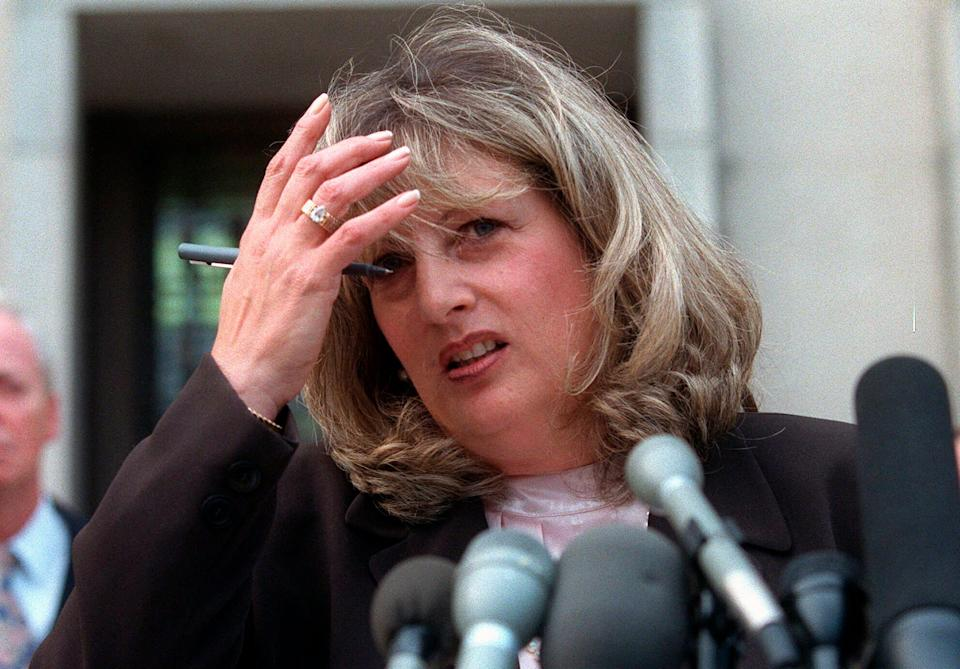 Linda Tripp, the government employee who secretly recorded conversations with Monica Lewinsky in the late 1990s about Lewinsky's affair with President Bill Clinton, died on April 8, 2020 at 70.