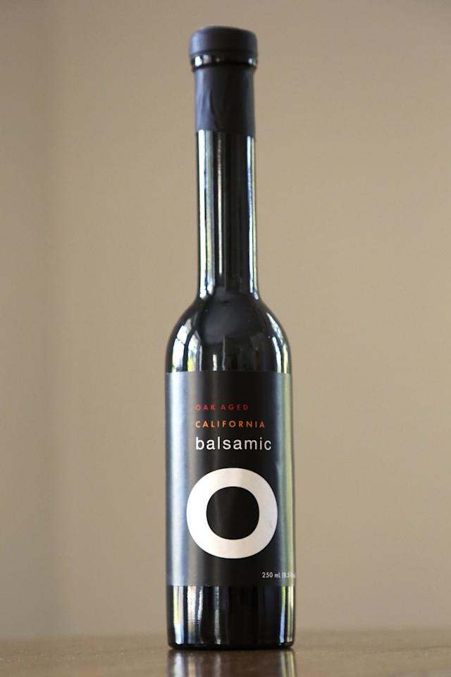 <p>You'll need about a cup of balsamic vinegar to start. </p>