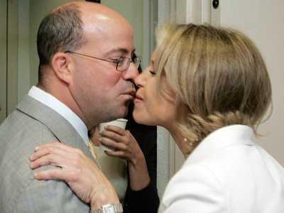 Katie Couric Jeff Zucker