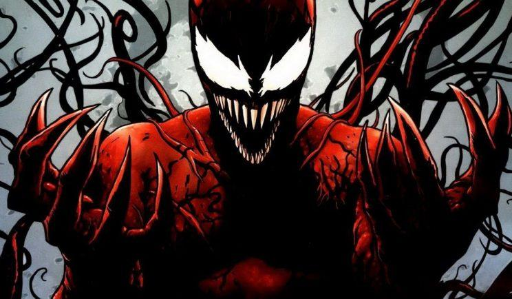 Carnage will be the main villain in Venom - Credit: Marvel