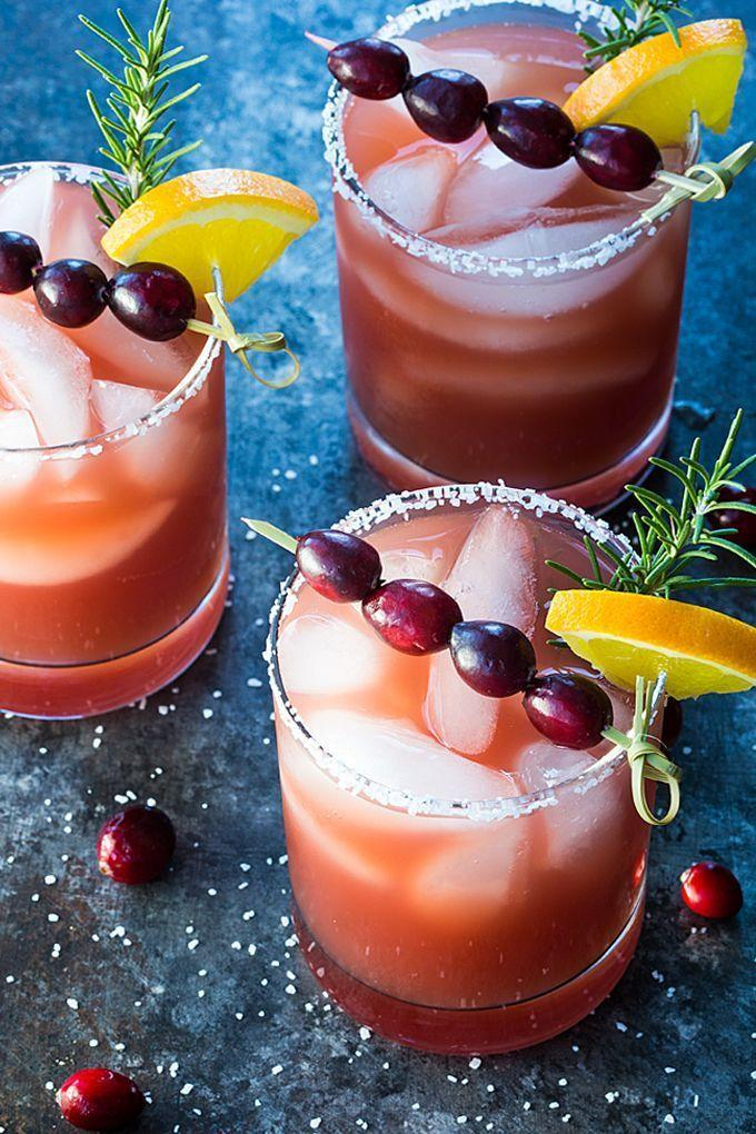 """<p>A cranberry orange margarita is always a good choice for a holiday celebration, whether traditional Christmas or Christmas in July. (Always worth celebrating, by the way!) </p><p><em>Get the recipe at <a href=""""https://theblondcook.com/cranberry-orange-margaritas/"""" rel=""""nofollow noopener"""" target=""""_blank"""" data-ylk=""""slk:The Blond Cook"""" class=""""link rapid-noclick-resp"""">The Blond Cook</a>. </em></p>"""