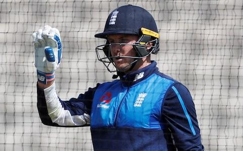 Cricket - England Nets - The Ageas Bowl, Southampton, Britain - May 10, 2019 England's Jason Roy during nets - Credit: Action Images