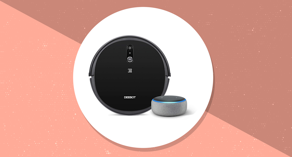 This is the ECOVACS DEEBOT 711S! (Photo: Amazon)