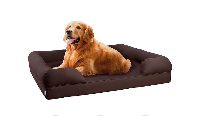 """<p>When you first bring home your new furry friend, you need <a href=""""https://www.womansday.com/life/pet-care/g27269895/puppy-playpens/"""" target=""""_blank"""">certain supplies</a>: Food and water bowls, some <a href=""""https://www.womansday.com/life/pet-care/g26763903/most-indestructible-dog-toys/"""" target=""""_blank"""">toys for playtime</a>, and at least one sleeping area. The best dog beds are ones your pet will love, use, and not tear into shreds, as well as the right type to suit your pet's sleeping style. First, think about your pup's needs. Puppies or heavy chewers will need a durable dog bed that can stand up to their teeth. Older dogs may do well with a memory foam or orthopedic dog bed to distribute their weight evenly and prevent pressure sores, if they lay on them for long periods of time. Dogs who <a href=""""https://www.womansday.com/life/pet-care/g27927395/small-white-dog-breeds/"""" target=""""_blank"""">like to burrow</a> under blankets may prefer a nest-style bed, while fluffy pups who sprawl out on the kitchen floor might enjoy a cooling platform instead. If you just adopted your new best friend, start her off with a pile of blankets and watch to see how she sleeps for a few days, to decide which bed will work best. Look for beds that are water-resistant and come with washable covers, in case of messes. And if you have multiple dogs, you may also want to invest in more than one bed. Some pooches like to sleep cuddled together, but others can get a bit territorial if forced to share a space. </p>"""