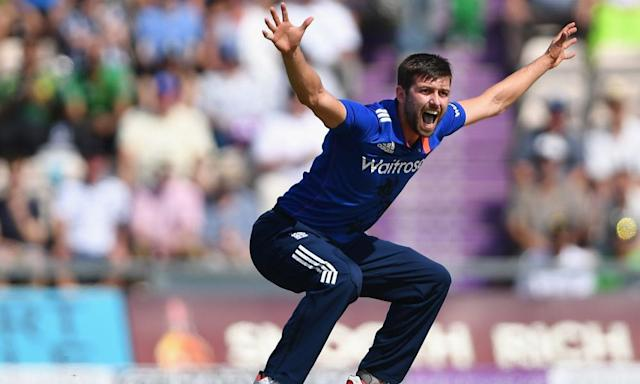 """<span class=""""element-image__caption"""">Mark Wood has a mixed fitness record but England say they will manage him carefully.</span> <span class=""""element-image__credit"""">Photograph: Mike Hewitt/Getty Images</span>"""