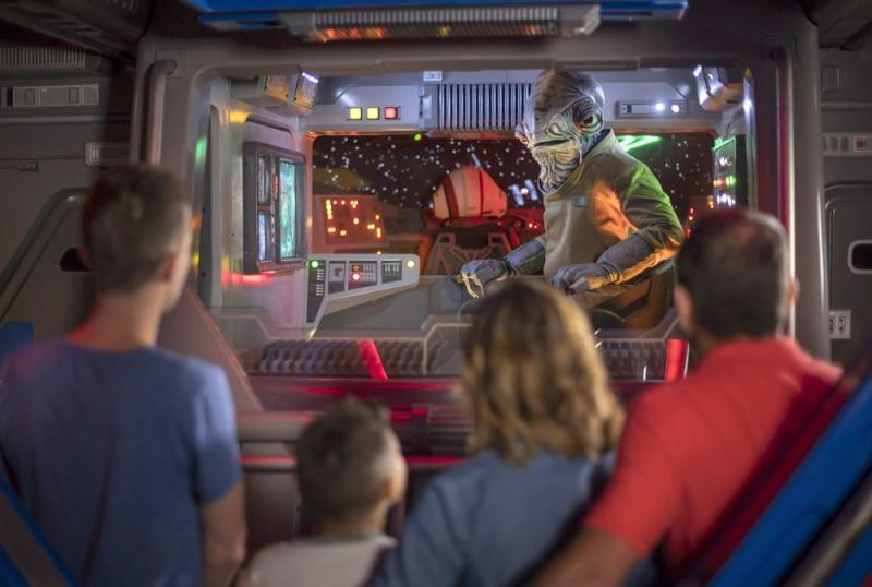 Star Wars: Rise of the Resistance at Disney's Hollywood Studios | Kent Phillips/Disney