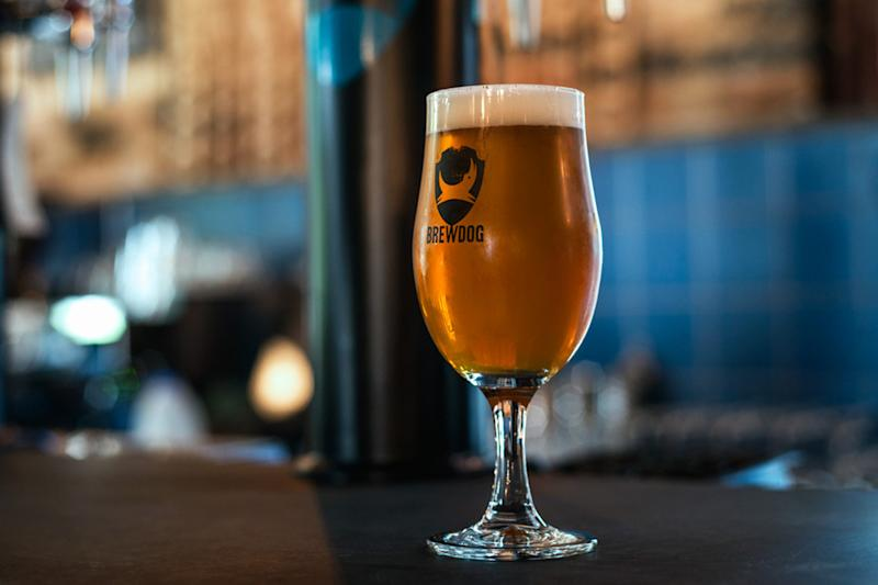 Brewdog scraps deal with United States beer firm over Trump offer