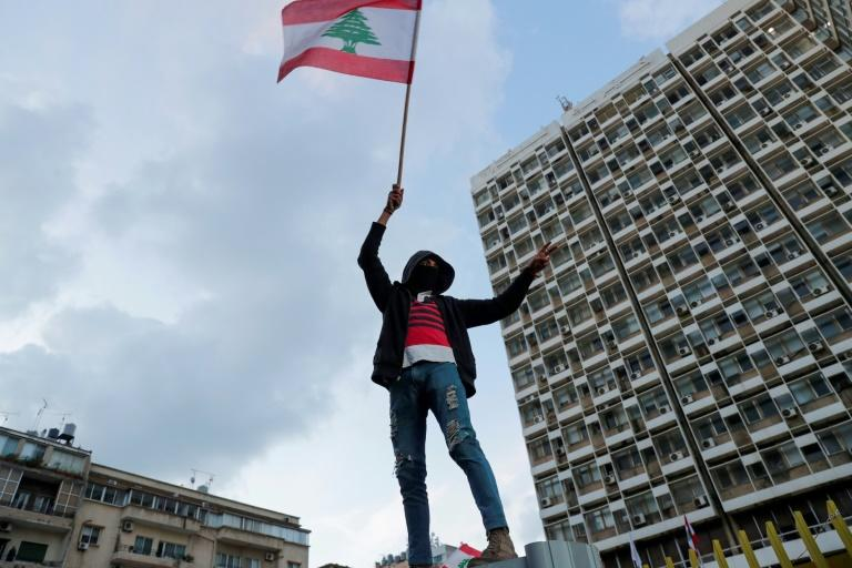 An economic crisis has fueled street protests in Lebanon, which fell behind in its payment of UN dues