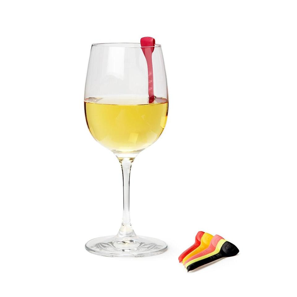 <p>The <span>Drink Marker Wine Aerators - Set of 6</span> ($15) will step up your wine game.</p>