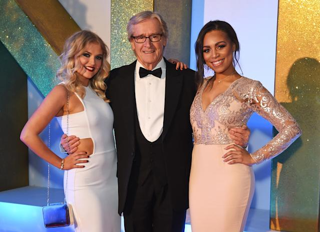 Bill Roache is 88-years-old and so classed as vulnerable to COVID-19. (Getty Images)