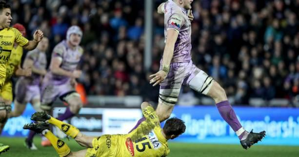 Rugby - Premiership - Angleterre : Exeter écrase Worcester