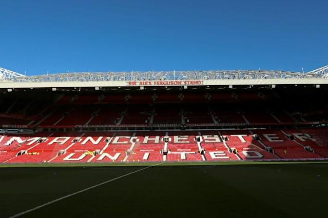 Manchester United posted record revenues of £627 million on Tuesday (AFP Photo/Scott Heppell)