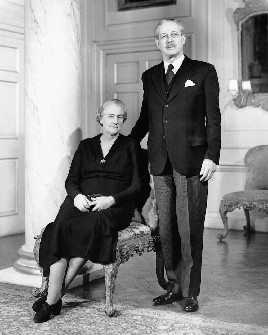 As any fellow fans of Netflix hit 'The Crown' will know, Lady Dorothy Macmillan was also famous for having an affair with Conservative politician, Robert Boothby, from 1929 to her death in 1966. Despite being aware of this, Harold didn't divorce her through fear of the love affair damaging his political career. <em>[Photo: Getty]</em>