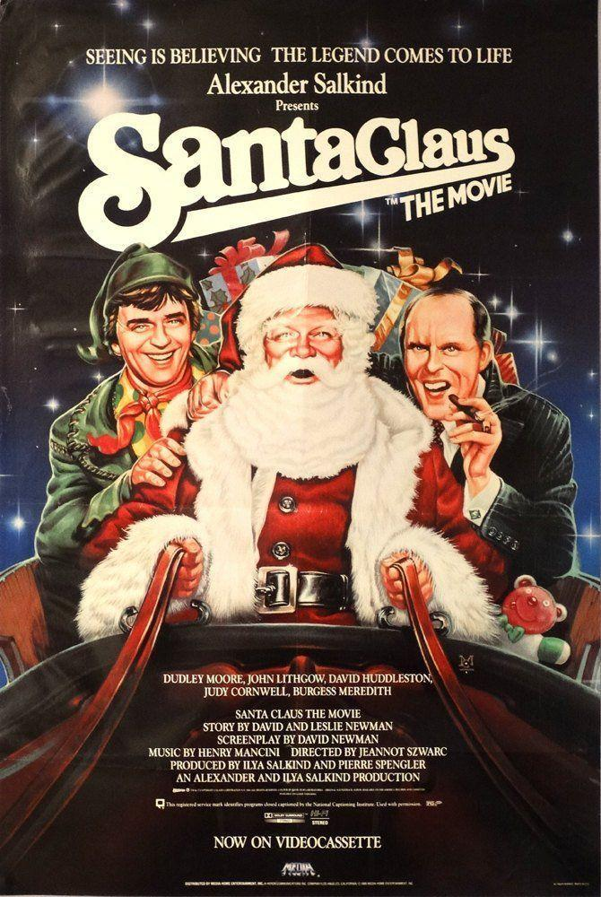 """<p>A Santa Claus origin story, this 1985 film stars Dudley Moore as an enterprising elf and John Lithgow as a sinister toy manufacturer.<br></p><p><a class=""""link rapid-noclick-resp"""" href=""""https://www.amazon.com/Santa-Claus-Movie-25th-Anniversary/dp/B009ZM6SO6?tag=syn-yahoo-20&ascsubtag=%5Bartid%7C10055.g.1315%5Bsrc%7Cyahoo-us"""" rel=""""nofollow noopener"""" target=""""_blank"""" data-ylk=""""slk:WATCH NOW"""">WATCH NOW</a></p>"""