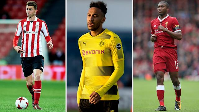 Laporte, Aubameyang and Sturridge could all be set for moves by the end of the month