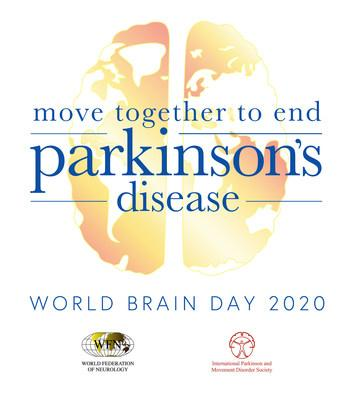 On July 22, 2020, World Brain Day is dedicated to Parkinson's Disease.