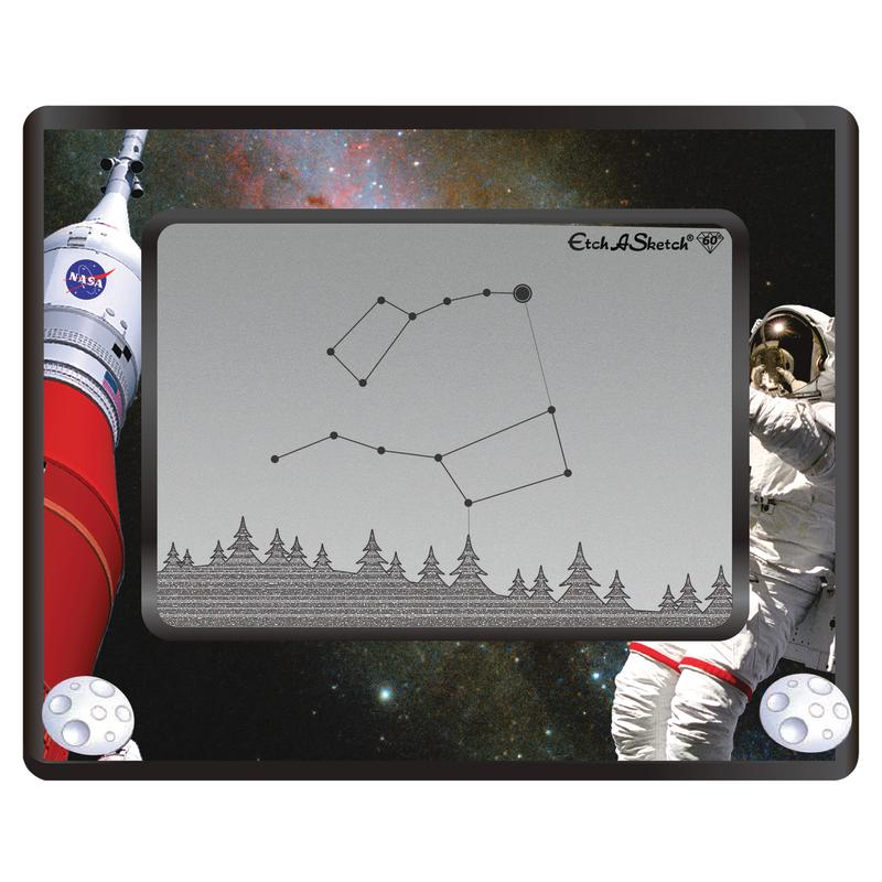 Etch A Sketch NASA Edition (Photo: Spin Master)