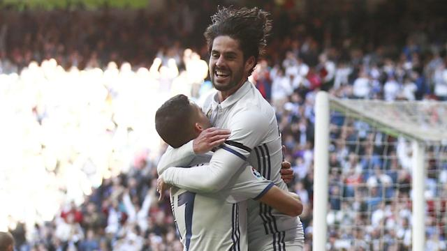 Real Madrid star Isco has once again been forced to address speculation linking him with a move to LaLiga rivals Barcelona.