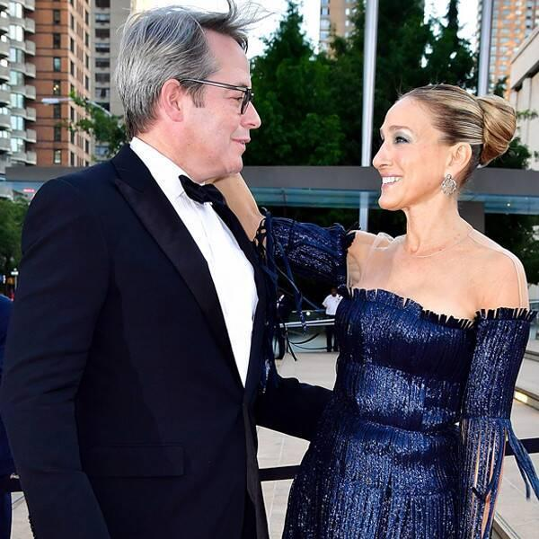 "Matthew Broderick Opens Up About Married Life With ""Best Friend"" Sarah Jessica Parker"
