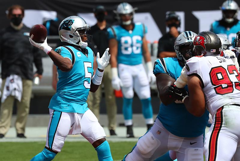 Watch: Could the Panthers offense be better without Christian McCaffrey?