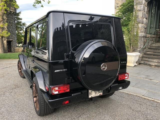 2018 Mercedes-AMG G 65 Final Edition (Credit: Pras Subramanian)