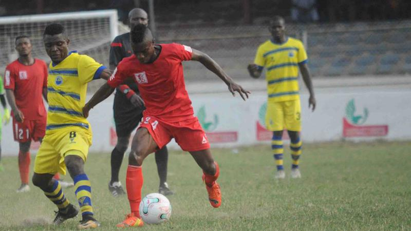 Akeem Busari blames Gateway United's wastefulness for loss to Abia Warriors