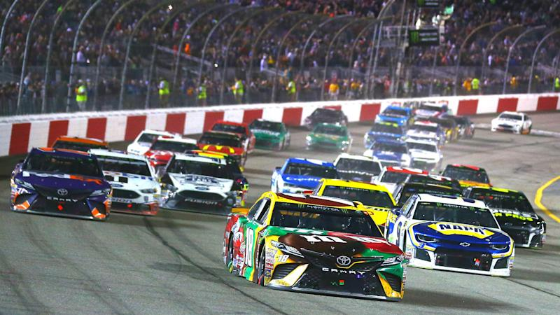 What channel is NASCAR on today? TV schedule, start time for Saturday's Richmond race