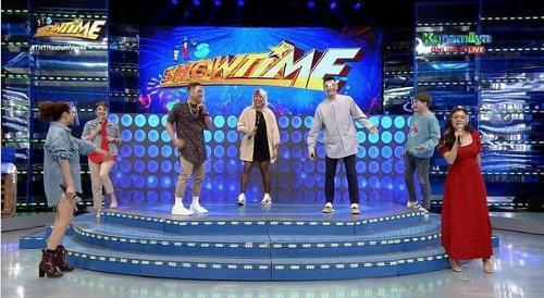 'It's Showtime' is temporarily suspended for the safety and wellbeing of the team
