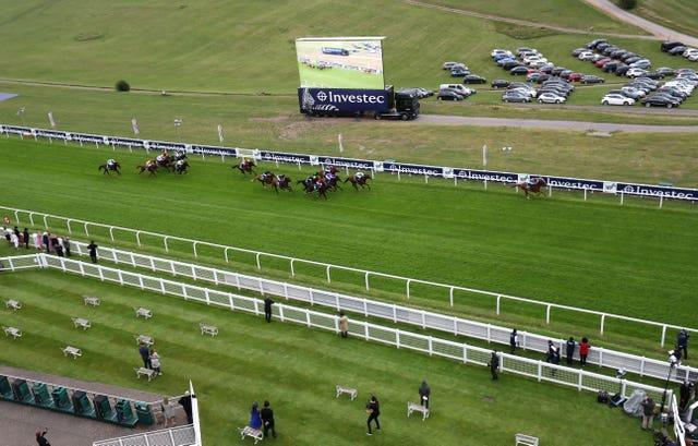Epsom Races – July 4th