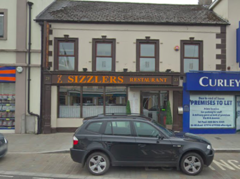 Mr Anysz worked as a commis chef at Sizzlers, which later closed during insolvency (Google)