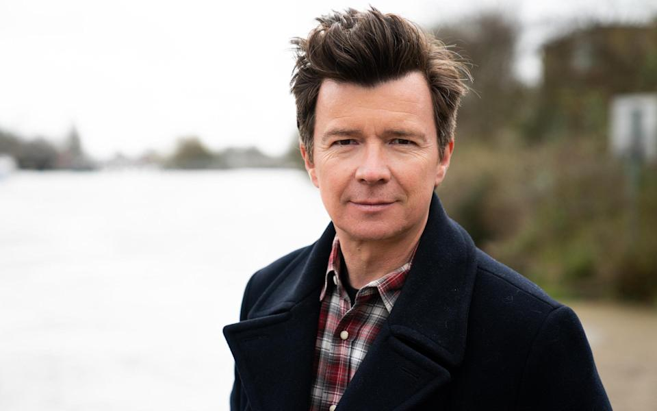 'Vintage wine is the wine to be drinking': Rick Astley