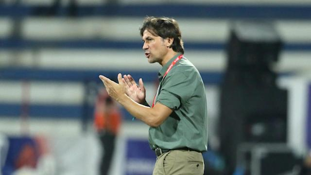 The Bengaluru FC gaffer also explained his tactical tweaks going into the game...