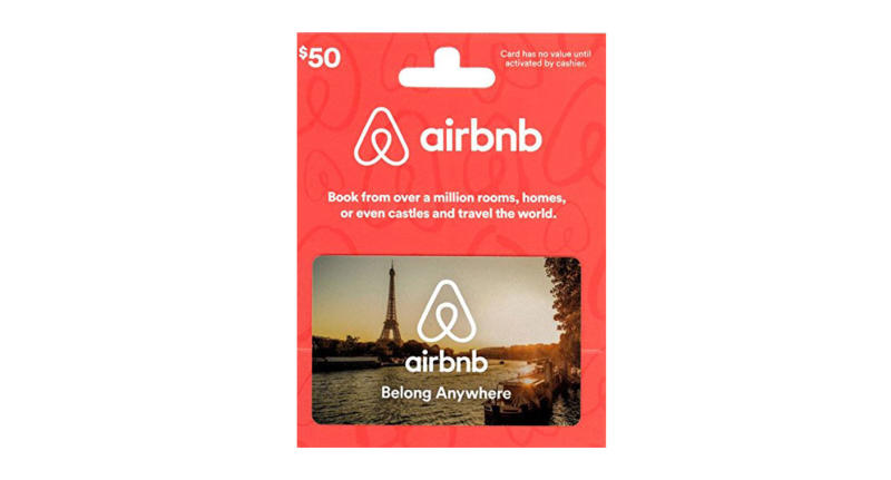 Give the gift of travel and experience with money towards a vacation rental home (Photo: Airbnb)