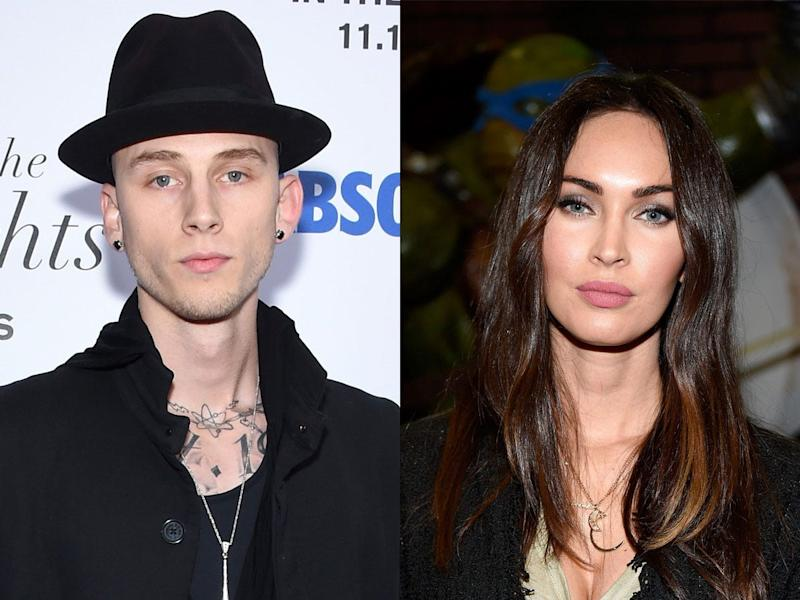 mgk megan fox