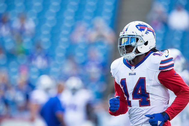 Sammy Watkins is expected to practice this week for the Buffalo Bills. (Getty Images)