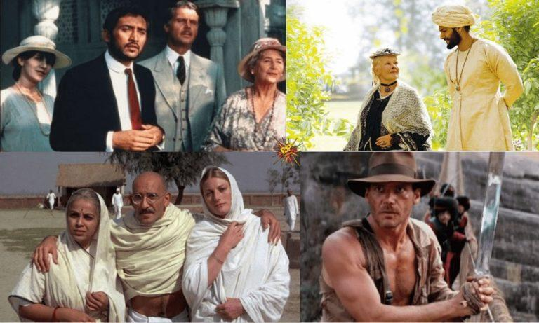 Times When Indian History Inspired Hollywood To Make Films