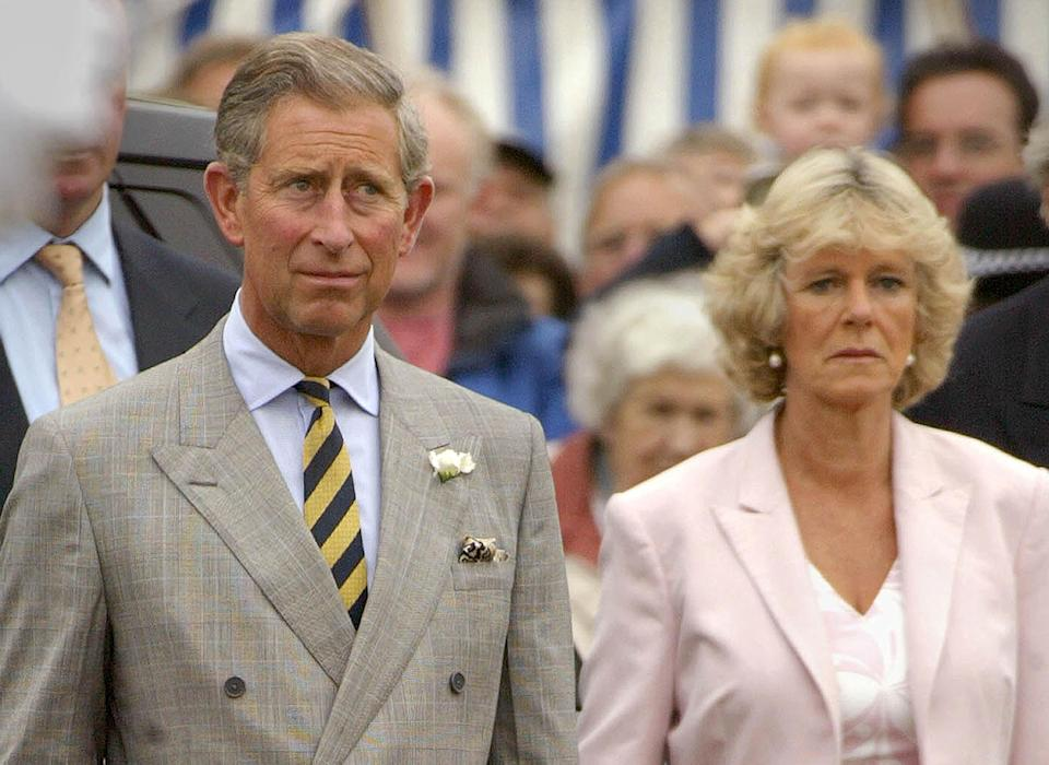 Charles and Camilla dated for several years before they married after their affair. (Getty Images)