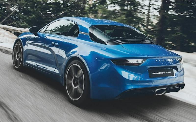 The Alpine A110 – our favourite car from the 2017 Geneva Motor Show