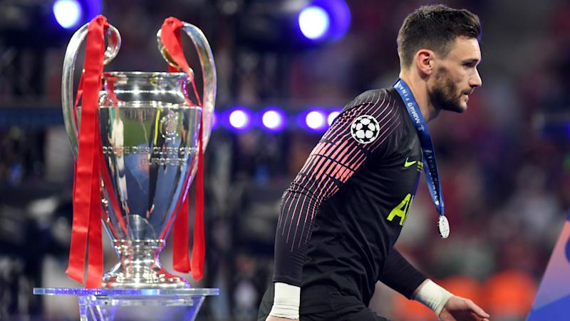 Lloris fears another Champions League final could be beyond Tottenham